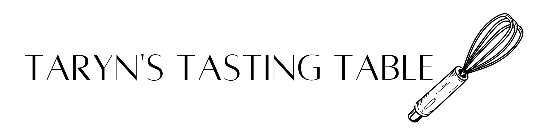 Taryn's Tasting Table logo