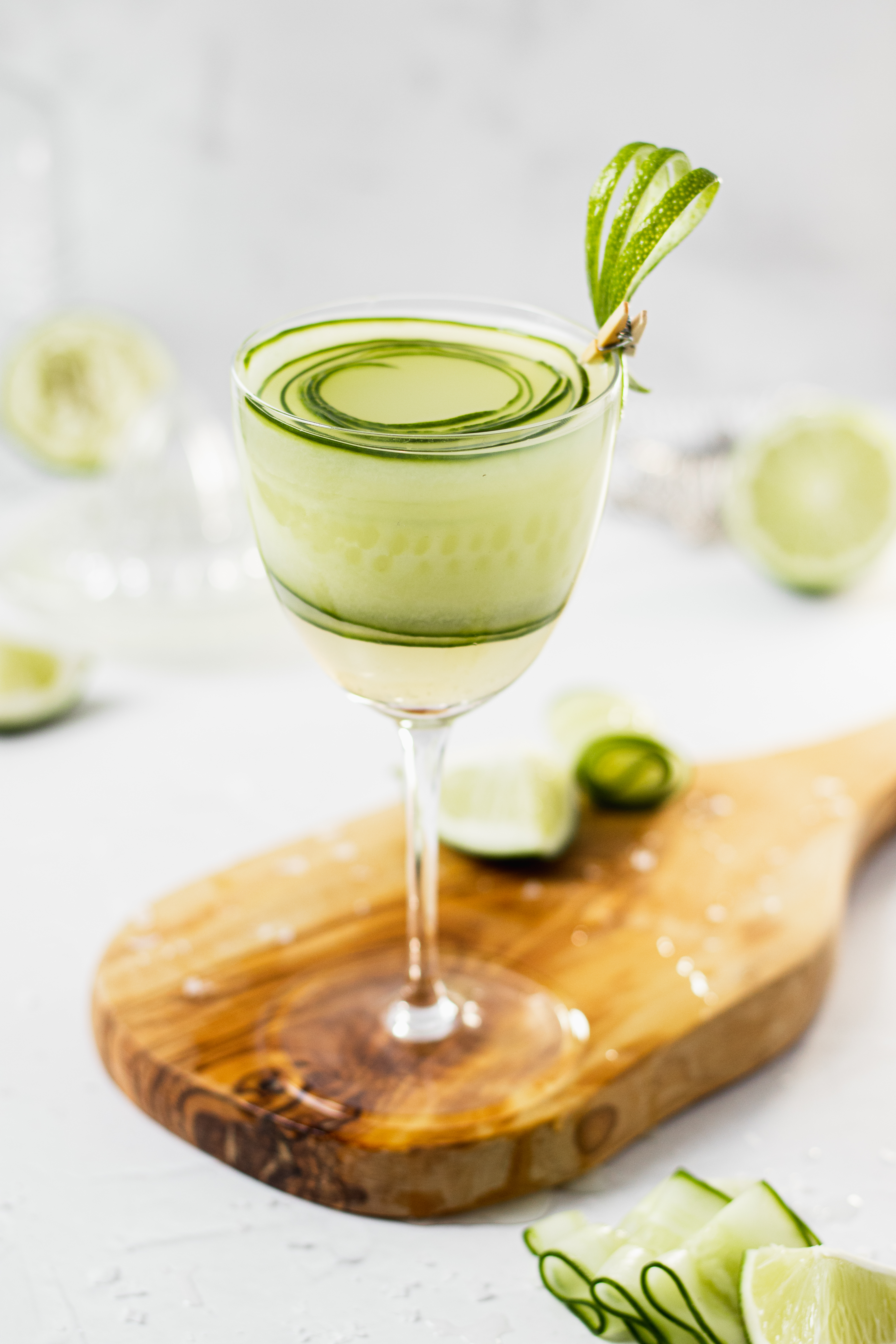 Cool as a Cucumber Cocktail